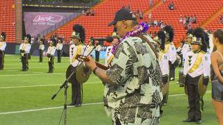 Willie K. Performs the Star Spangled Banner