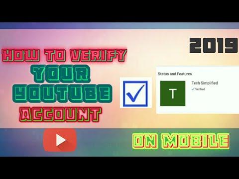 How To Verify YouTube Account - Hindi | YouTube Account Verify Kaise Kare | How To Verify YT Channel