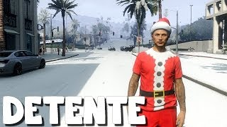 (Video-Detente) GTA 5 sous la Neige - Multi