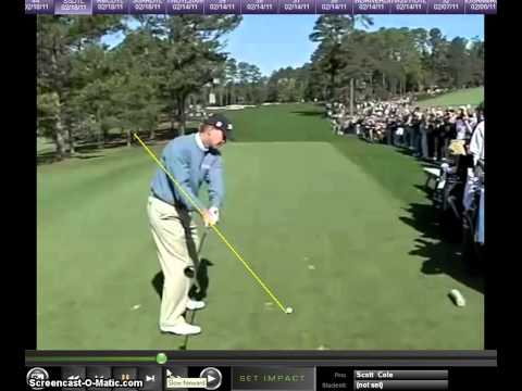 Steve Stricker Golf Swing Training Video