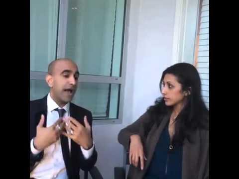#TheIndustryShow w/ Reshma Shetty of USA Network's #RoyalPains Royal Pains