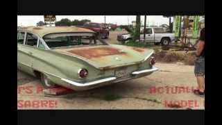Junk Yard Treasures-Finding The Perfect BUICK LaSabre