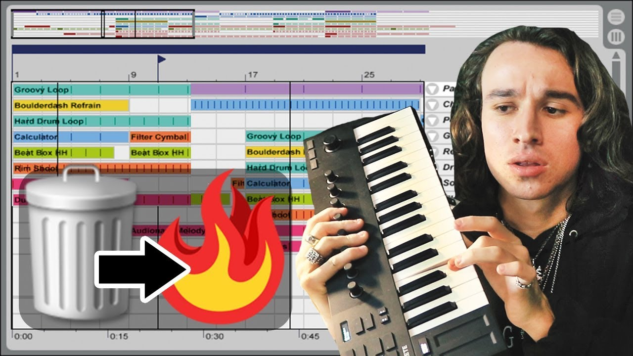 remixing worst song youtube