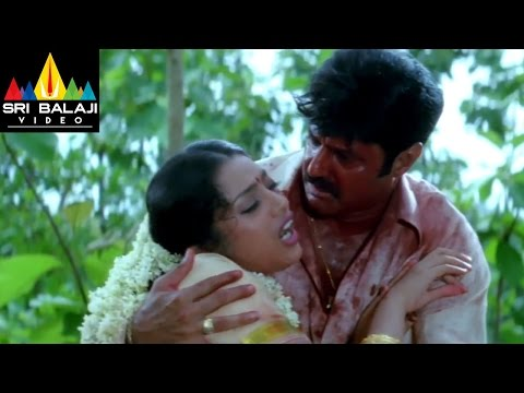 Krishna Babu Telugu Full Movie Part 7/11 | Balakrishna, Raasi, Meena | Sri Balaji Video