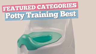 Potty Training Best Sellers Collection // Featured Categories