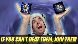 IF YOU CAN\'T BEAT THEM - JOIN THEM! - Cowsep
