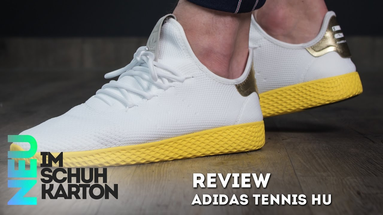 Adidas PW Tennis HU | Review