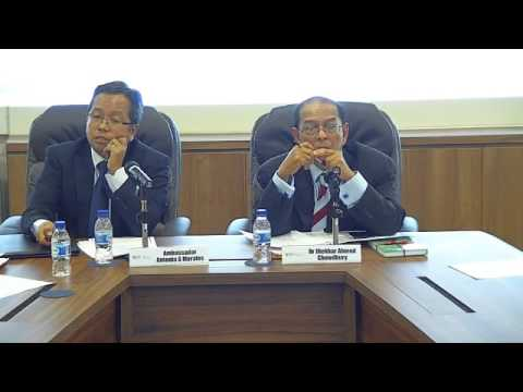 The South China Sea Dispute (30 July 2015)