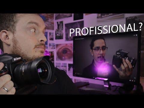 Será Que Você Precisa De Uma Câmera Profissional?
