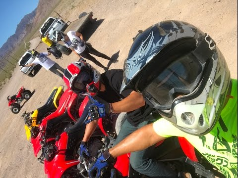 Best things to do in Vegas: ATV Tour