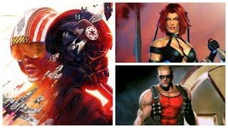 ИГРОНОВОСТИ PS 5 за 500 евро. Star Wars: Squadrons. BloodRayne вернётся. Duke Nukem. Mortal Shell
