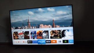 Samsung UHD Smart TV 4K NU7090 55