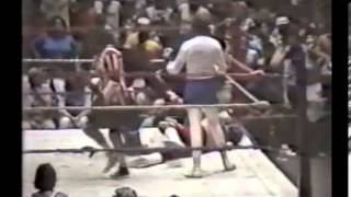 Jerry the King Lawler and Andy Kaufman The History Part 14 ( The Double Cross)