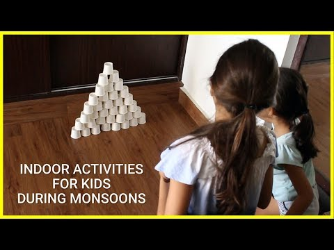 The 9 Best Indoor and Outside Summer time Activities for children