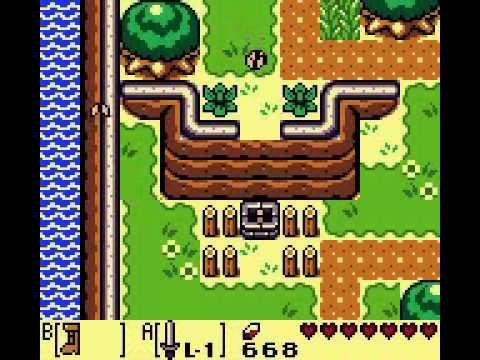 The Legend of Zelda: Link's Awakening - 100% Walkthrough: Before Level 4 [7 of 19]