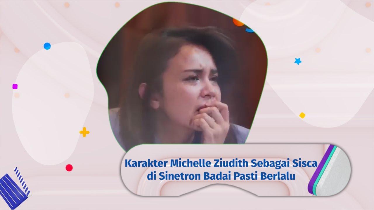 Duhduh Gemesnya Karakter Michelle Ziudith Dalam Sinetron Badai Pasti Berlalu Kompilatop Youtube
