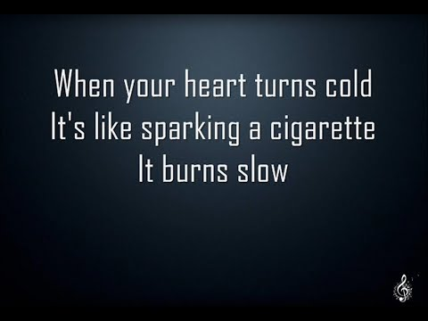 Chris Brown - Cold Heart [Lyrics]