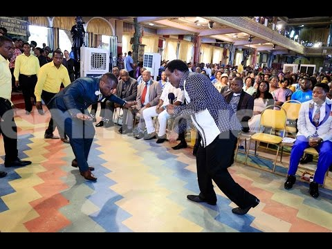 Download SCOAN 04/12/16: The Full Live Sunday Service with TB Joshua At The Altar