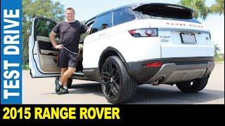 2015 Land Rover Range Rover SUV panoramic sunroof black rims   Jarek in Pinellas Park Florida USA