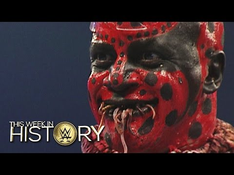 The Boogeyman is comin to getcha!: This Week in WWE History, December 3, 2015