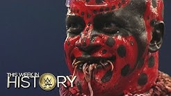 The Boogeyman is comin' to getcha!: This Week in WWE History, December 3, 2015