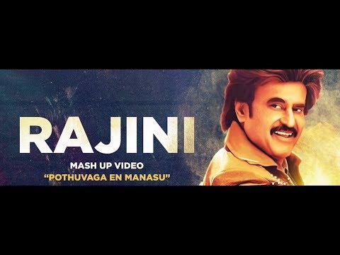 'Superstar' RAJINI  Mashup - C FRAMES