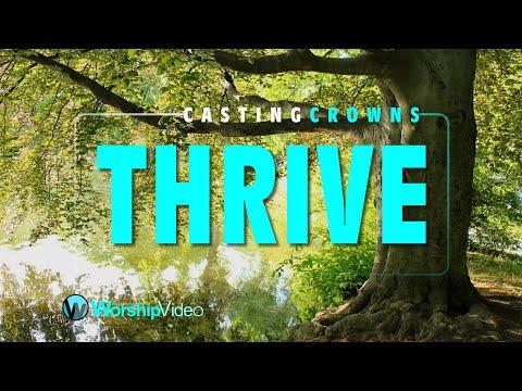 Thrive - Casting Crowns (With Lyrics)™HD