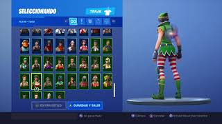 Fortnite's chetada account With more than 200 skins, more than 80 peaks and more than 50 delta wing