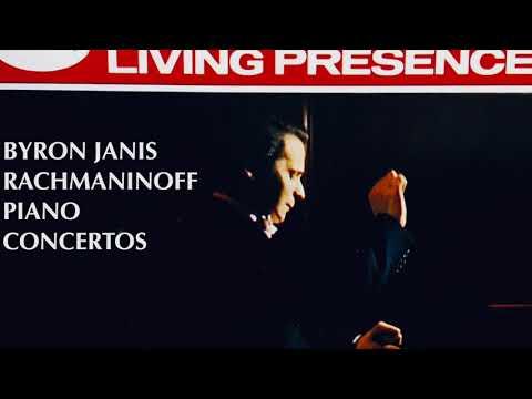 Rachmaninoff  Piano Concertos No.3,1,2  Preludes No.2,6 reference recording : Byron JanisDorati