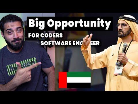 Dubai is looking for 100,000 coders to create 1,000 digital companies 2021