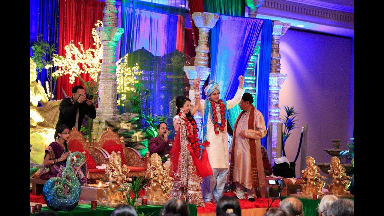 Seema Wedding Bollywood Entrance May 26 2013