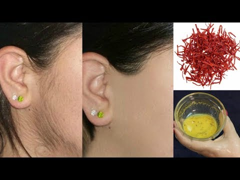 Thumbnail: Miracle Home Remedy To Remove Facial Hair Permanently 100% Effective Hair Removal Secret