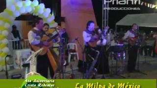 La Milpa de México en el 4to aniversario del Cristo Redentor Tihuatlán Veracruz