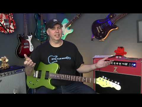 Unboxing My First Custom G&L Guitar