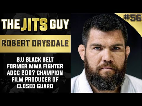 🎙Closed Guard, The BJJ History Documentary | Robert Drysdale