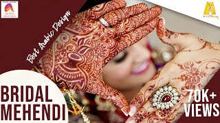 Bridal Mehendi | Best Arabic Design | Simple Mehendi Designs