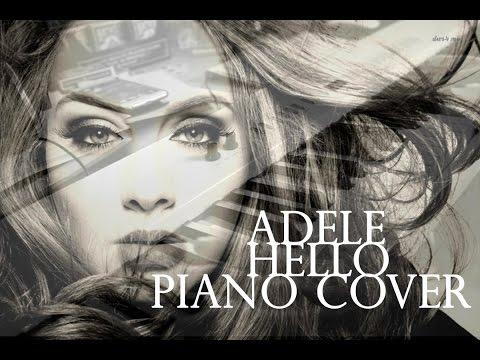 Adele - Hello | Piano Cover HQ | Simon Egholm