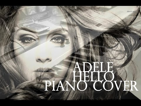 Adele - Hello | Piano Cover HQ | Simon Egholm
