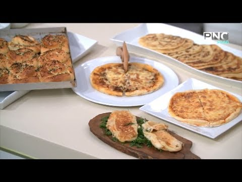 صورة  طريقة عمل البيتزا طريقة عمل بيتزا البطاطس وخبز الملفوف الهش والعيش السريع في 10 دقائق | الشيف محمد حامد طريقة عمل البيتزا من يوتيوب