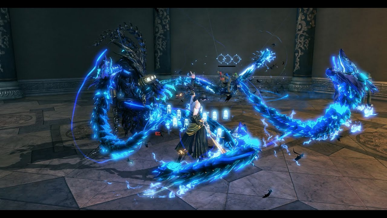 how to get baleful weapon blade and soul