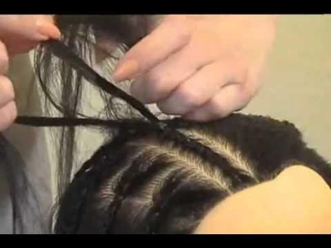 Плетение косичек видео уроки онлайн