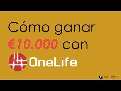Cómo ganar €10.000 con OneLife