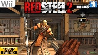 Red Steel 2  - Wii Gameplay 1080p (Dolphin GC/Wii Emulator)
