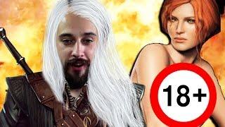 UZUN SAÇLI + ÇAPKIN ERKEK HİKAYESİ! | The Witcher