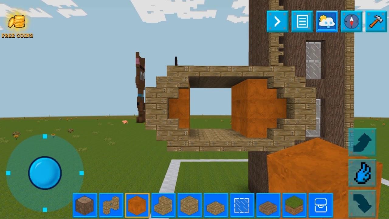 Tree House Minecraft