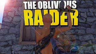 The OBLIVIOUS RAIDER  (Rust Survival) #105