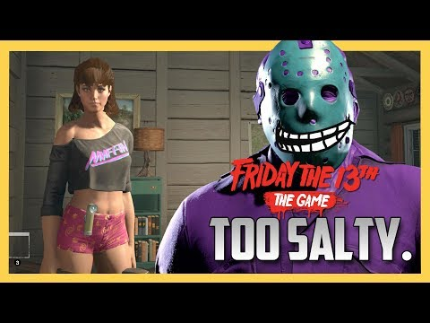 Salty Booty - Friday the 13th The Game