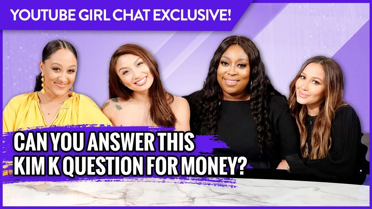WEB EXCLUSIVE: Can You Answer This Kim K Question for MONEY?