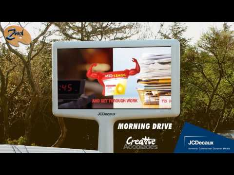 JCDecaux Africa Digital Creative Accolades May 2016
