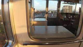 大阪モノレール 彩都線 前面展望